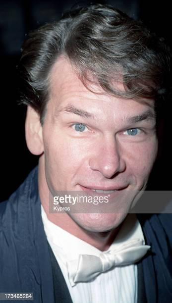 Actor Patrick Swayze circa 1992