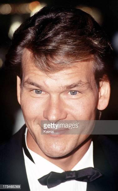 Actor Patrick Swayze circa 1994