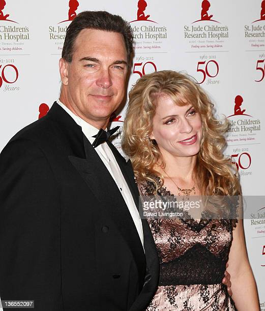 Actor Patrick Warburton and wife Cathy attend the 50th anniversary celebration for St Jude Children's Research Hospital at The Beverly Hilton hotel...