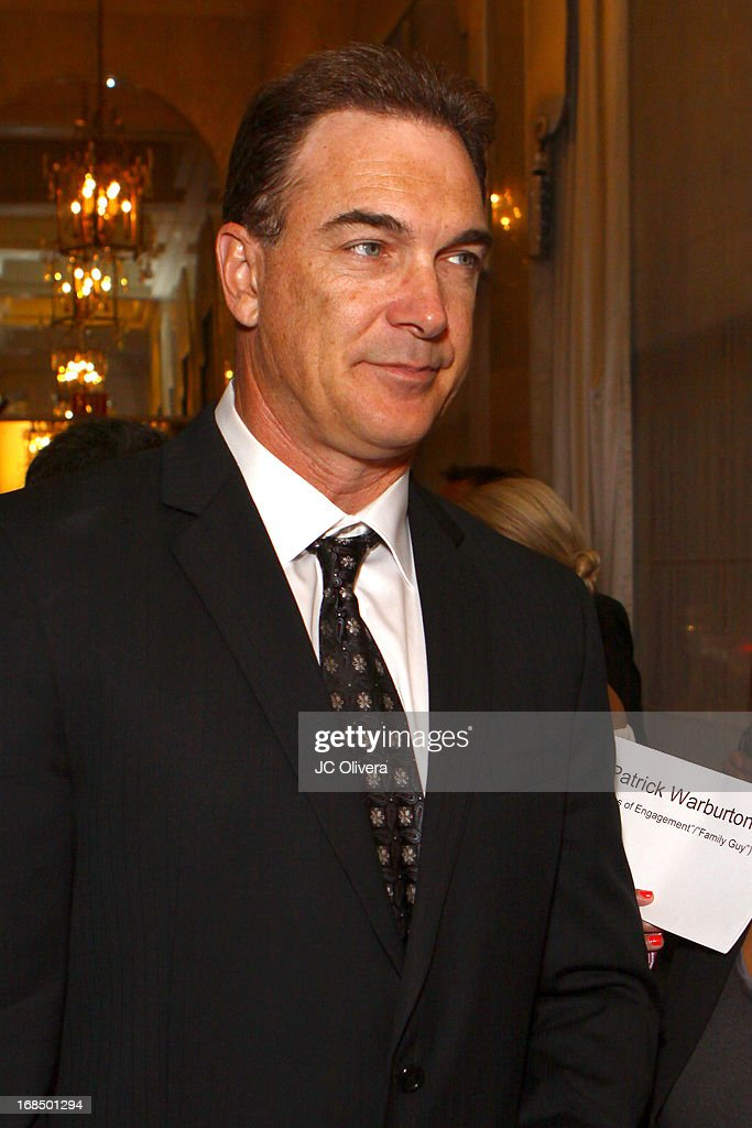 Actor Patrick Warburton attends Lupus LA 13th Annual Orange Ball Gala at Regent Beverly Wilshire Hotel on May 9, 2013 in Beverly Hills, California.