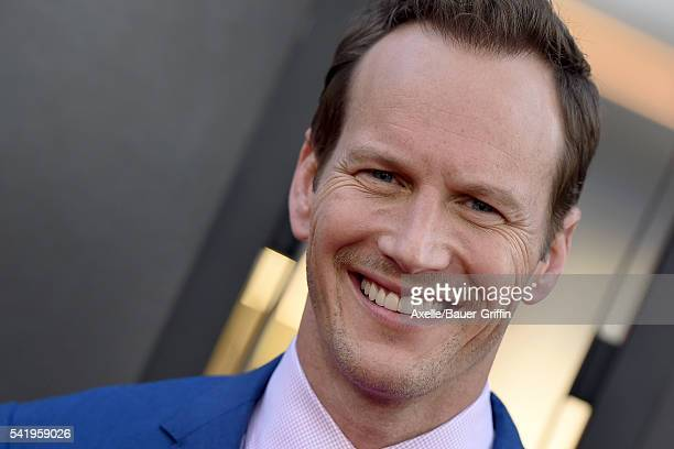 Actor Patrick Wilson arrives at the 2016 Los Angeles Film Festival - 'The Conjuring 2' Premiere at TCL Chinese Theatre IMAX on June 7, 2016 in...