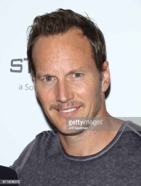 Actor Patrick Wilson attends the screening of Sony Pictures Classics' Boundaries hosted by The Cinema Society with Hard Rock Hotel and Casino...