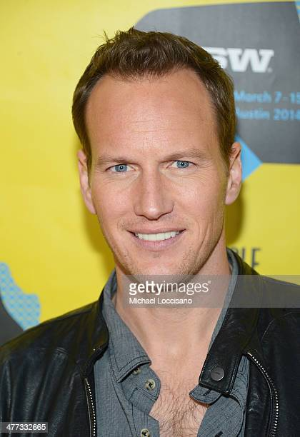 Actor Patrick Wilson attends the 'Space Station 76' premiere during the 2014 SXSW Music Film Interactive Festival at the Topfer Theatre at ZACH on...