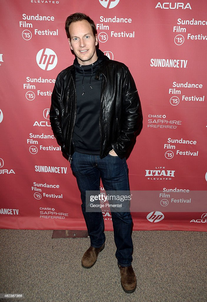 """Zipper"" Premiere - Red Carpet - 2015 Sundance Film Festival"