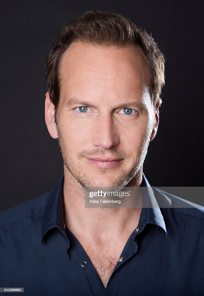 Actor Patrick Wilson Is Photographed For Los Angeles Times