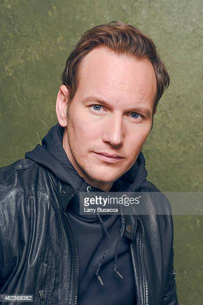 Actor Patrick Wilson of 'Zipper' poses for a portrait at the Village at the Lift Presented by McDonald's McCafe during the 2015 Sundance Film...