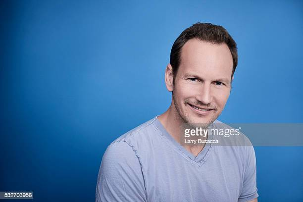 Actor Patrick Wilson poses for a portrait at the Tribeca Film Festival on April 18 2016 in New York City