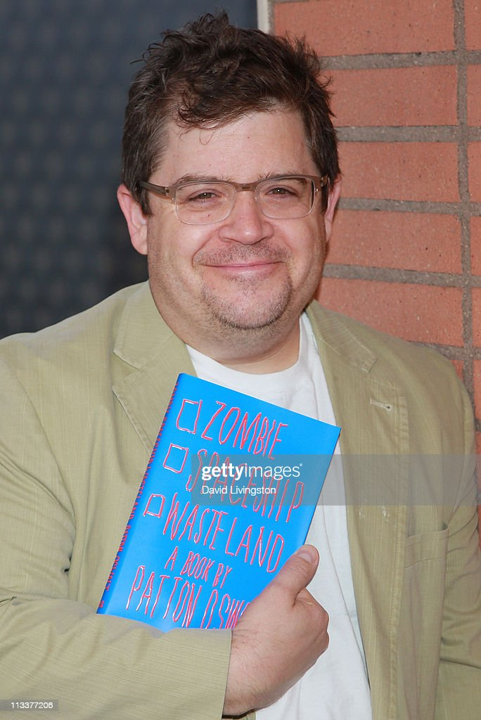 Actor Patton Oswalt attends the 16th Annual Los Angeles Times Festival of Books - Day 2 at USC on May 1, 2011 in Los Angeles, California.