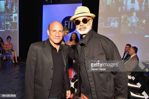 Actor Paul BenVictor attends the 2018 Future Of Fashion Runway Show at The Fashion Institute of Technology on May 3 2018 in New York City