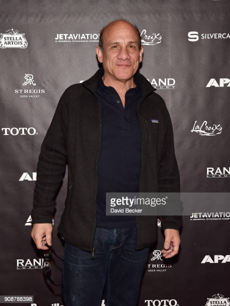 Actor Paul BenVictor attends the APA reception at the RAND Luxury Escape during the 2018 Sundance Film Festival at The St Regis Deer Valley on...