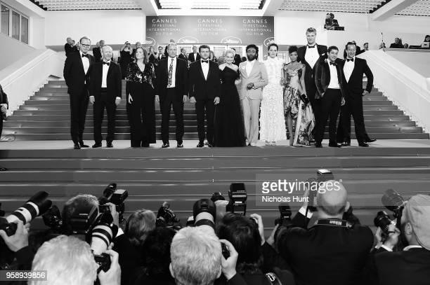 Actor Paul Bettany director Ron Howard producer Kathleen Kennedy actors Woody Harrelson Alden Ehrenreich Emilia Clarke Donald Glover Phoebe...