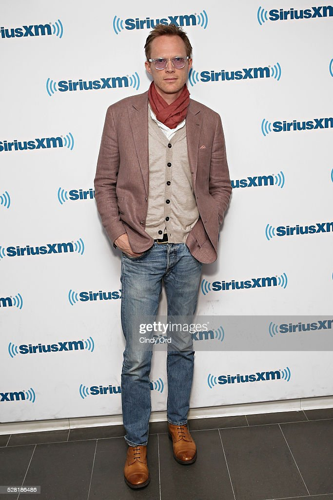 Celebrities Visit SiriusXM - May 4, 2016