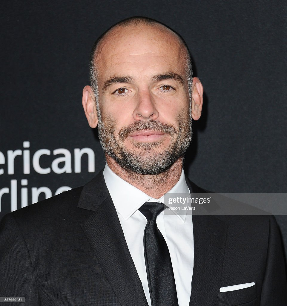Actor Paul Blackthorne attends the 2017 AMD British Academy Britannia Awards at The Beverly Hilton Hotel on October 27, 2017 in Beverly Hills, California.