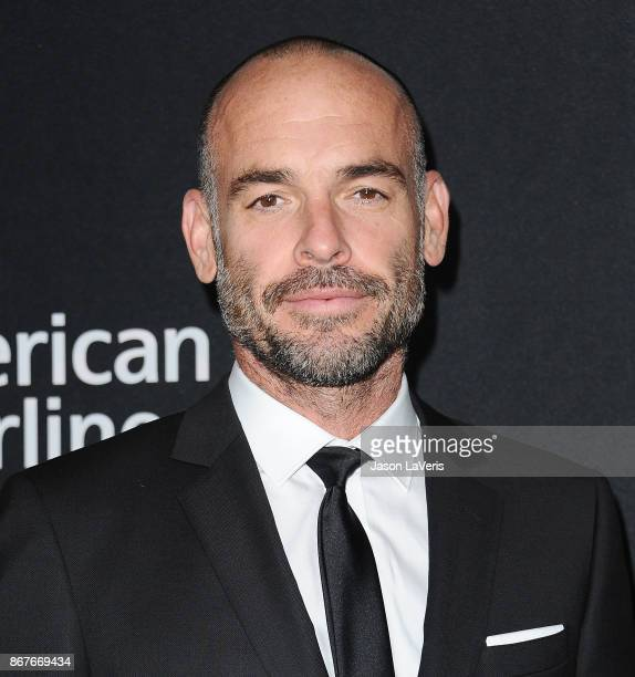 Actor Paul Blackthorne attends the 2017 AMD British Academy Britannia Awards at The Beverly Hilton Hotel on October 27, 2017 in Beverly Hills,...