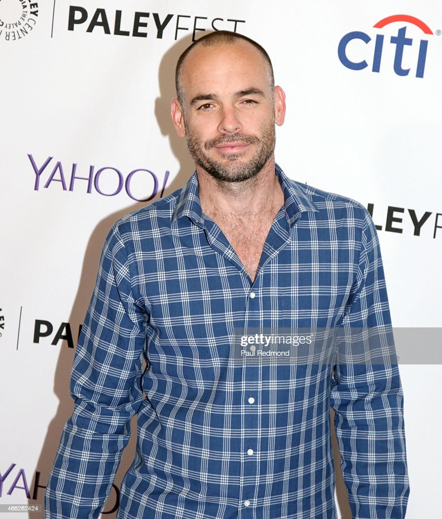 Actor Paul Blackthorne attends The Paley Center For Media's 32nd Annual PALEYFEST LA - 'Arrow' And 'The Flash' at Dolby Theatre on March 14, 2015 in Hollywood, California.