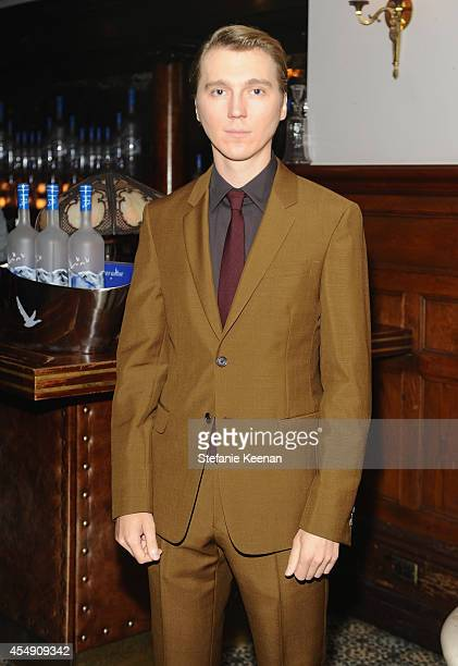 Actor Paul Dano at the 'Love Mercy' world premiere party hosted by GREY GOOSE vodka and Soho House Toronto during TIFF on September 7 2014 in Toronto...