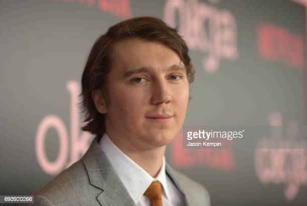 Actor Paul Dano attends 'Okja' New York Premiere at AMC Loews Lincoln Square 13 on June 8 2017 in New York City