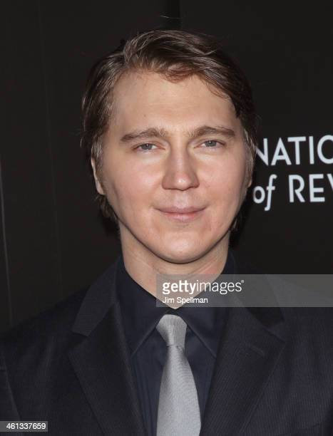 Actor Paul Dano attends the 2014 National Board Of Review Awards Gala at Cipriani 42nd Street on January 7 2014 in New York City