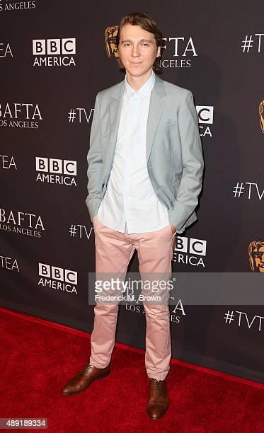 Actor Paul Dano attends the 2015 BAFTA Los Angeles TV Tea at SLS Hotel on September 19 2015 in Beverly Hills California