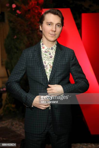 Actor Paul Dano attends the Netflix party during the 70th annual Cannes Film Festival at on May 21 2017 in Cannes France