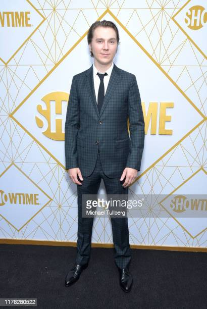 Actor Paul Dano attends the Showtime Emmy Eve nominees celebration at San Vincente Bungalows on September 21, 2019 in West Hollywood, California.