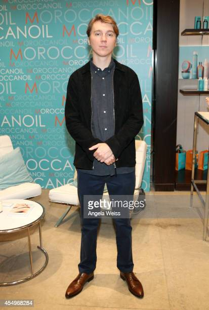 Actor Paul Dano attends the Variety Studio presented by Moroccanoil at Holt Renfrew during the 2014 Toronto International Film Festival on September...