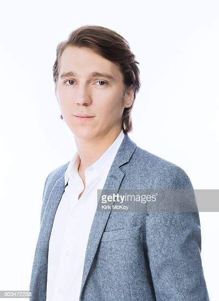 Actor Paul Dano is photographed for Los Angeles Times on November 14 2015 in Los Angeles California PUBLISHED IMAGE CREDIT MUST READ Kirk McKoy/Los...