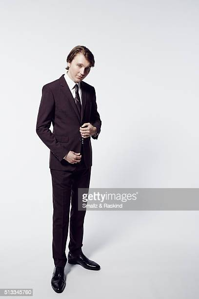 Actor Paul Dano poses for a portrait at the 2016 Film Independent Spirit Awards on February 27 2016 in Santa Monica California