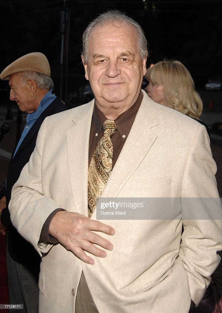 Actor Paul Dooley attends the debut performance of 'Happy Days' at The Paper Mill Playhouse on September 30, 2007 in Millburn, New Jersey.