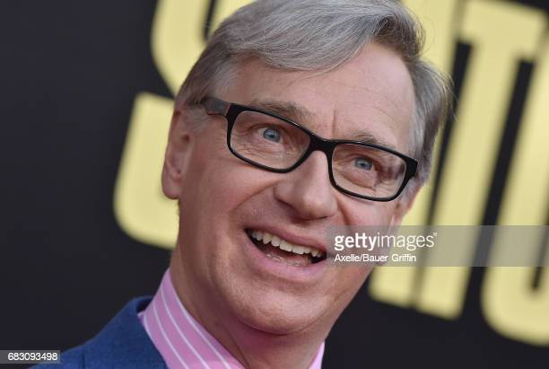 Actor Paul Feig arrives at the premiere of 20th Century Fox's 'Snatched' at Regency Village Theatre on May 10 2017 in Westwood California