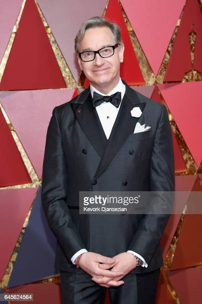 Actor Paul Feig attends the 89th Annual Academy Awards at Hollywood Highland Center on February 26 2017 in Hollywood California
