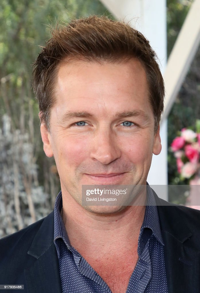 Actor Paul Greene visits Hallmark's 'Home & Family' at Universal Studios Hollywood on February 13, 2018 in Universal City, California.