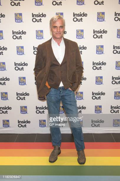"""Actor Paul Gross attends 2019 Inside Out LGBT Film Festival - Screening Of """"Tales of the City"""" held at TIFF Bell Lightbox on May 28, 2019 in Toronto,..."""