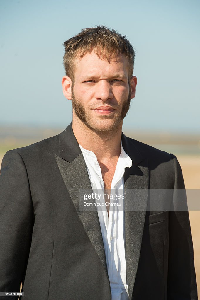 Actor Paul Hamy Poses For A Photocall During The 28th Cabourg Film News Photo Getty Images