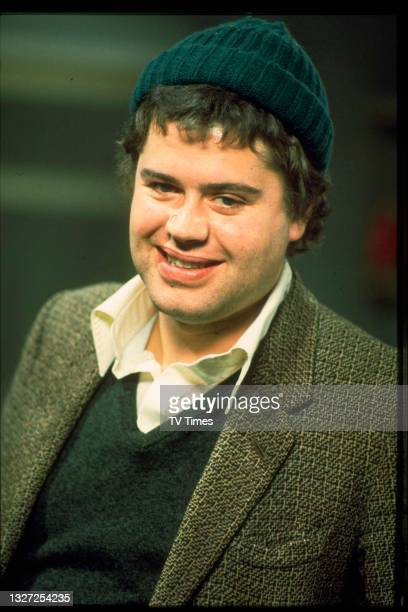 Actor Paul Henry in character as Benny Hawkins in television soap Crossroads, circa 1983.