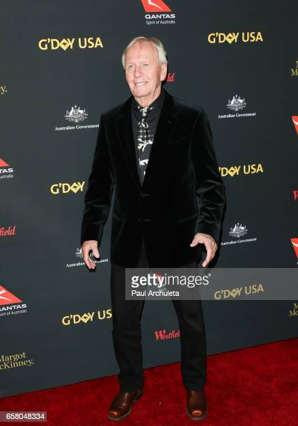 Actor Paul Hogan attends the 2017 G'Day USA Los Angeles Gala at The Ray Dolby Ballroom at Hollywood Highland Center on January 28 2017 in Hollywood...