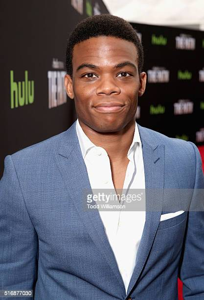 Actor Paul James attends The Path Premiere & Party at ArcLight Hollywood on March 21, 2016 in Hollywood, California.