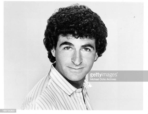Actor Paul Kreppel poses for a portrait for It's a Living in circa 1980