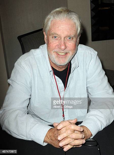 Actor Paul Linke at The Hollywood Show held at Westin LAX Hotel on October 18 2014 in Los Angeles California