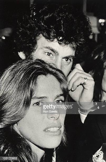 Actor Paul Michael Glaser and wife Elizabeth Glaser attend 35th Annual Golden Globe Awards on January 29 1977 at the Beverly Hilton Hotel in Beverly...