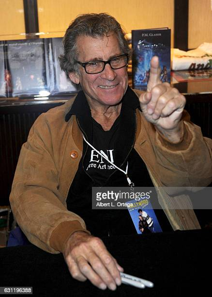 Actor Paul Michael Glaser attends The Hollywood Show held at The Westin Los Angeles Airport on January 7 2017 in Los Angeles California