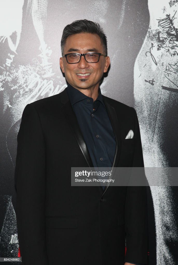 Actor Paul Nakauchi attends 'Death Note' New York premiere at AMC Loews Lincoln Square 13 theater on August 17, 2017 in New York City.