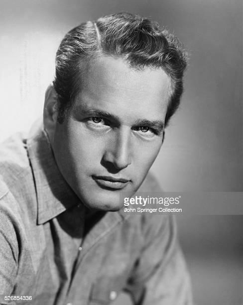 Actor Paul Newman