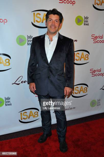 Actor Paul Nygro arrives at the 8th Annual Indie Series Awards at The Colony Theater on April 5 2017 in Burbank California