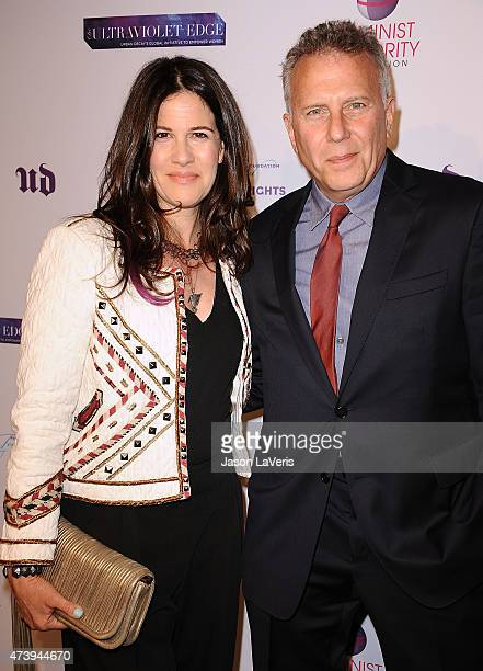 Actor Paul Reiser and wife Paula Ravets attend the 10th annual Global Women's Rights Awards at Pacific Design Center on May 18 2015 in West Hollywood...