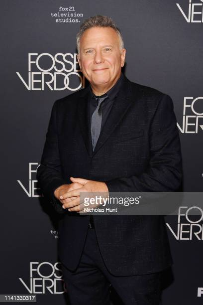 Actor Paul Reiser attends the New York Premiere for FX's Fosse/Verdon on April 08 2019 in New York City