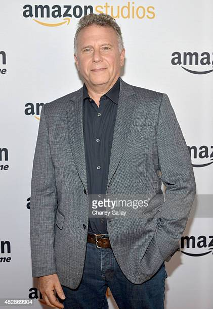 Actor Paul Reiser attends the 'Red Oaks' panel discussion at the Amazon Studios portion of the 2015 Summer TCA Tour on August 3 2015 in Beverly Hills...