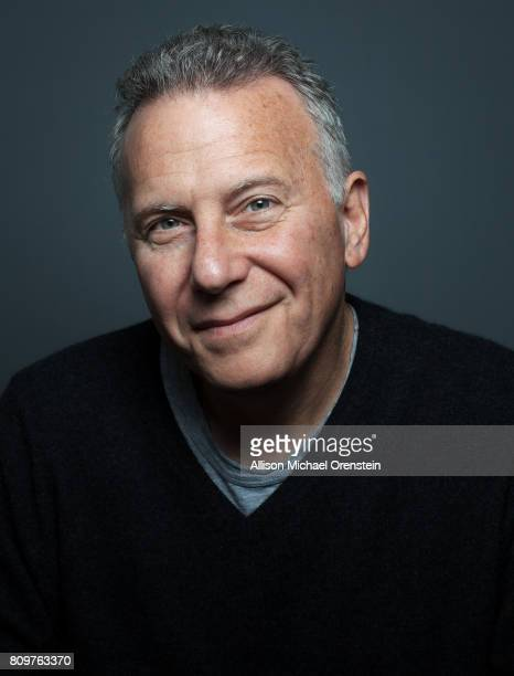 Actor Paul Reiser is photographed for Wall Street Journal on February 5 2016 in New York City