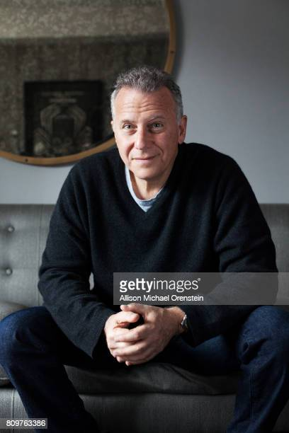 Actor Paul Reiser is photographed for Wall Street Journal on February 5 2016 in New York City PUBLISHED IMAGE