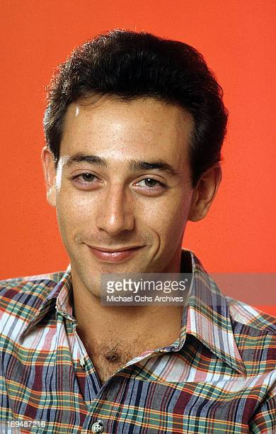 Actor Paul Reubens poses for a portrait in circa 1980